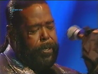 barry white & pavaroty