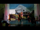 Танец Джатисварум - Концерт перед Всеукраинской Пуджей Дивали в Харькове. 29 октября 2011 год